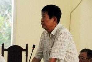 Lên lịch xử cựu giám đốc Sở Địa chính Bình Dương kêu oan