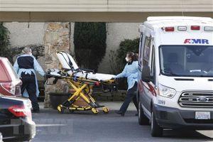 Mỹ: Thủ đô Washington SARS-CoV-2 xác nhận ca nhiễm bệnh đầu tiên