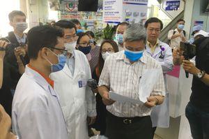 Thứ trưởng Bộ Y tế: Bệnh viện tư nhân cần sẵn sàng chống dịch COVID-19