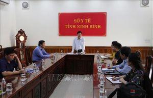 Ninh Bình tiếp tục tăng cường công tác phòng, chống dịch bệnh COVID-19
