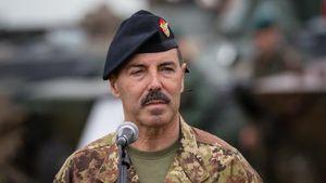 Tham mưu trưởng quân đội Italy nhiễm virus corona