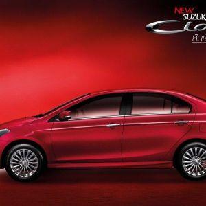 Xe bình dân Suzuki Ciaz 2020 vừa ra mắt ở Thái Lan có gì đặc biệt?