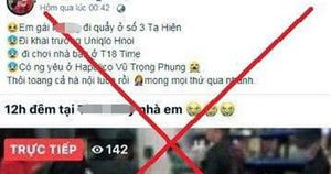 Hà Nội, Hải Phòng xử phạt người thông tin sai về dịch bệnh trên mạng xã hội