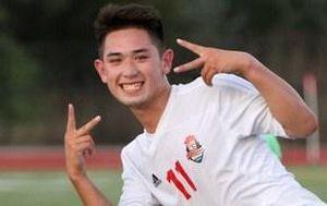 Cầu thủ Việt kiều chuyển sang chơi bóng bầu dục Mỹ