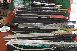Bắt giữ 9x chuyên bán vũ khí nóng cho 'dân anh chị' Đà Nẵng