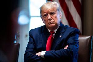 11.500 tỷ USD thời Trump bay hơi khỏi thị trường chứng khoán Mỹ