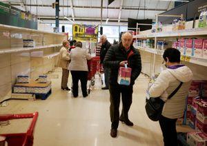 Tây Ban Nha thêm 1.500 ca nhiễm, trở thành tâm dịch số 2 ở châu Âu