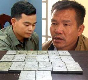 Thông tin mới nhất vụ triệt phá đường dây vận chuyển 20 bánh heroin về Hà Nội