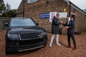 Range Rover SVAutobiography 'độc nhất vô nhị' của vua quyền anh