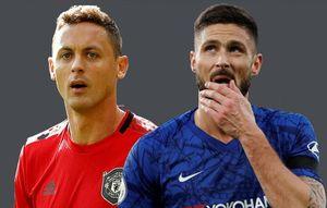 10 sao Premier League hết hạn hợp đồng vào cuối mùa