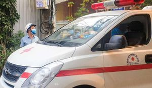 Người thân của bệnh nhân 35 trốn khỏi khu cách ly