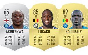 Lukaku và top 10 cầu thủ khỏe nhất thế giới trong FIFA 20