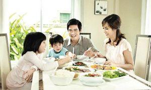 Tăng sức đề kháng cho gia đình