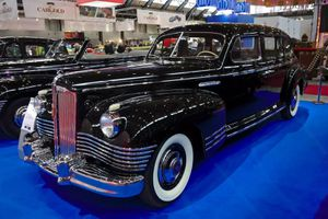 Ôtô Nga - những mẫu xe một thời vang bóng