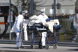 Diễn biến dịch COVID-19 tới 6 giờ sáng 23/3: Thế giới trên 14.500 người thiệt mạng, nhiều nước triển khai biện pháp khẩn cấp