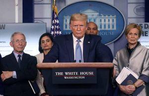 Tranh cãi chưa dứt, Donald Trump mắc kẹt, nước Mỹ chìm nghỉm
