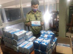 An Giang: Tạm giữ xe tải chở hơn 200.000 khẩu trang y tế