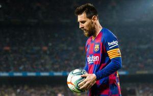 Messi ra điều kiện để tiếp tục gắn bó với Barca