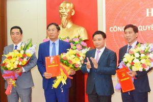 Nhân sự mới Quảng Ninh, Đắk Lắk, Long An, Phú Yên