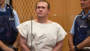 Nghi can trong vụ xả súng sát hại 51 người tại New Zealand nhận tội