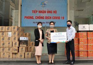 Nestlé hỗ trợ sản phẩm trị giá 3 tỉ đồng chống dịch COVID-19