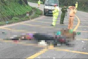 Tạm giữ tài xế xe đầu kéo húc chết người phụ nữ rồi bỏ chạy
