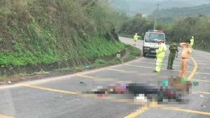 Đã tìm được người và xe đâm chết một phụ nữ rồi bỏ trốn