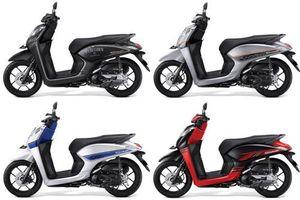 Cận cảnh xe ga Honda giá 37 triệu tại Việt Nam