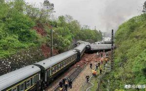 Tàu hỏa đi qua Vũ Hán (Trung Quốc) trật ray, hơn 100 người thương vong