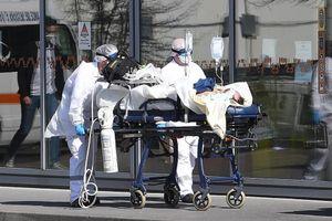 Số người chết vì COVID-19 ở Tây Ban Nha tăng chóng mặt