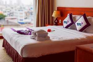 Khách sạn đầu tiên ở TP.HCM làm nơi lưu trú cho bác sĩ chống Covid-19