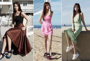 Song Hye Kyo - Mỹ nhân U40 cuốn hút với vẻ đẹp không tì vết