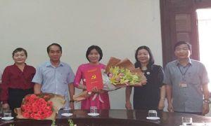 Bổ nhiệm Chủ nhiệm Ủy ban Kiểm tra Tỉnh ủy Thừa Thiên - Huế