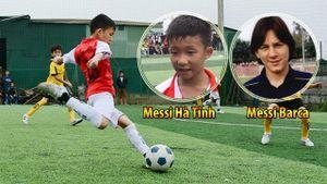 Sân cỏ Việt Nam sắp có 'Cậu bé vàng 2.0' tiếp theo chăng?