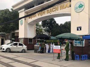 TP.HCM xác định 17 người từng đến BV Bạch Mai
