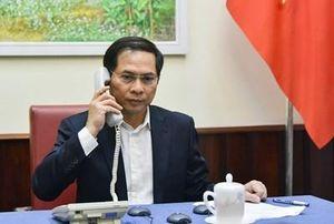 Việt Nam tăng cường hợp tác quốc tế để phòng, chống dịch bệnh Covid-19