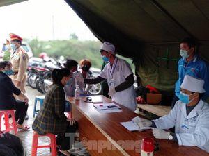 Lạng Sơn lập 7 chốt kiểm dịch y tế đường bộ
