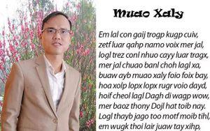 Nhiều tranh cãi quanh việc chữ viết Tiếng Việt không dấu được công nhận bản quyền