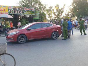 Xác định nhóm chém lìa tay tài xế sau va chạm giao thông