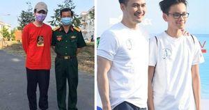 Diễn viên Chi Bảo đón con trai là du học sinh Mỹ về nhà sau 14 ngày cách ly