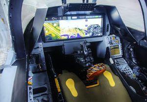 Choáng ngợp: Khoang lái của tiêm kích Gripen E hiện đại hơn cả Su-57 và F-22!