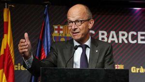 Barcelona nhận hung tin, Phó chủ tịch mắc COVID-19