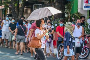 Malaysia thêm 179 ca, Philippines thêm 152 ca nhiễm virus SARS-CoV-2