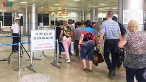 Không hành khách nào trên chuyến bay đến Đà Nẵng phải cách ly