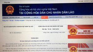 Lào đóng toàn bộ các cửa khẩu quốc tế