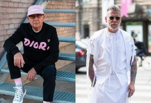 5 cụ ông mua toàn hàng hiệu, nổi tiếng vì mặc đẹp như fashionista