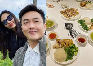 Mâm cơm trong những ngày cách ly xã hội của nghệ sĩ Việt
