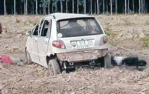 Bình Dương điều tra vụ tai nạn khiến một người chết, 4 người bị thương