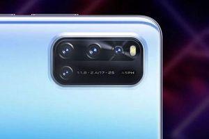 Smartphone 6 camera, chip S712, RAM 8 GB, pin sạc siêu tốc