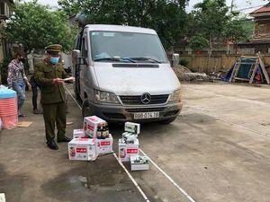 Lạng Sơn: Chặn đứng việc tuồn hàng loạt kem dưỡng da và xì dầu nhập lậu ra thị trường
